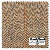 HARRIST TWEED GAMEKEEPER THORN SWATCH