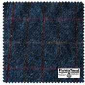 HARRIST TWEED STORNOWAY PLAIDswatch