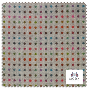 Multispot Grey Moon Wool